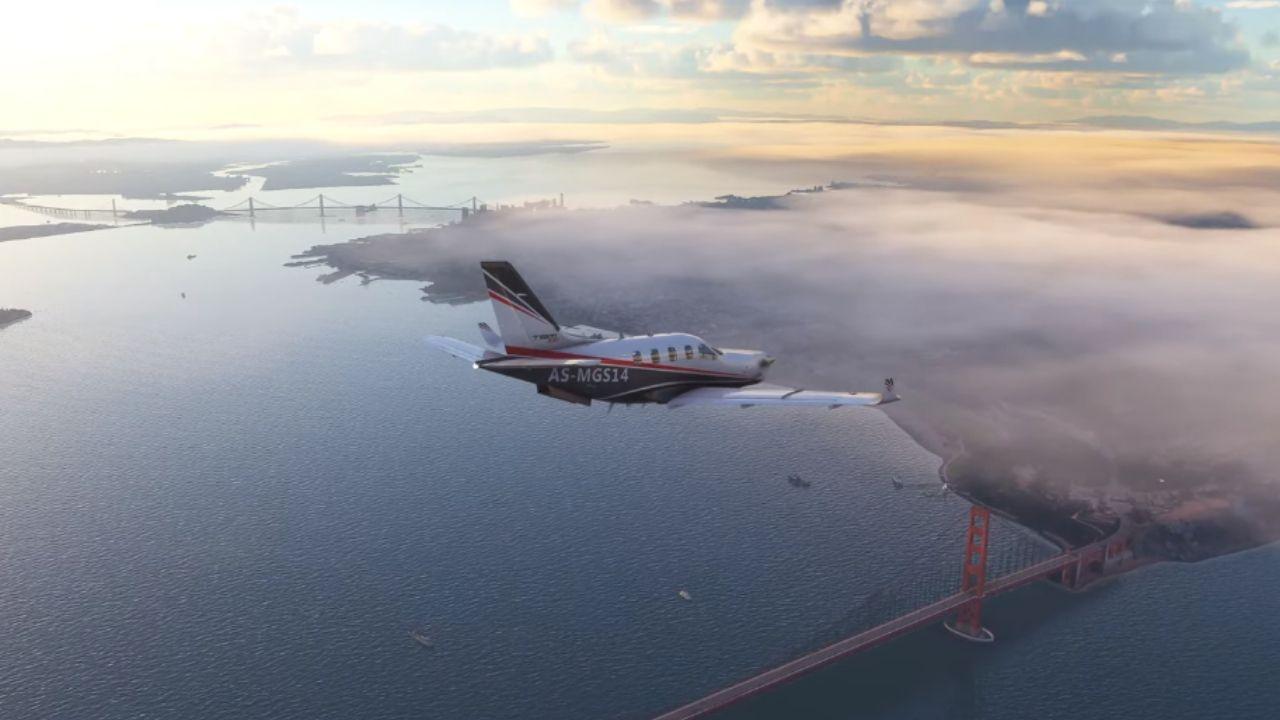 Microsoft Flight Simulator: aperte le iscrizioni per l'alpha tecnica del gioco