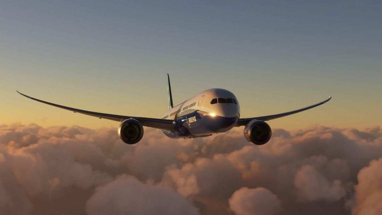 Microsoft Flight Simulator: Asobo ha pubblicato il primo aggiornamento per il simulatore
