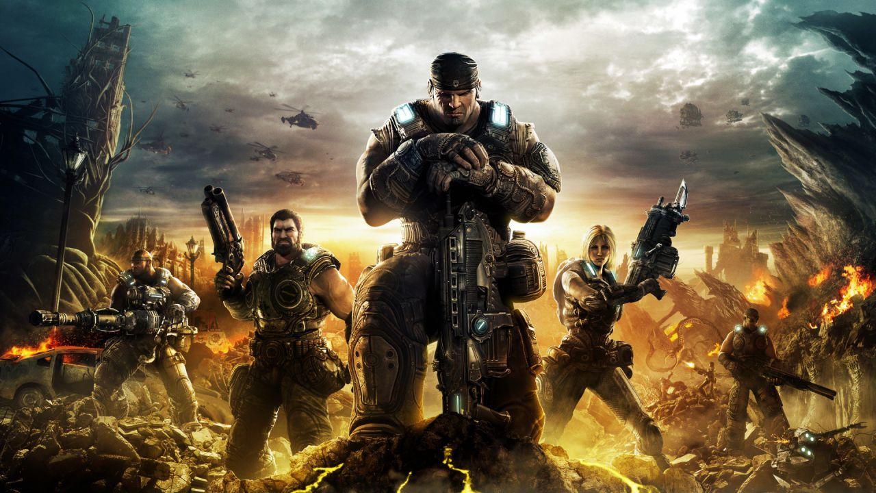 Microsoft inaugura il nuovo sito di Gears of War