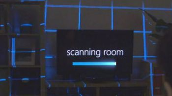 Microsoft pubblica una nuova dimostrazione di Illumiroom, sistema di proiezioni per esperienze interattive