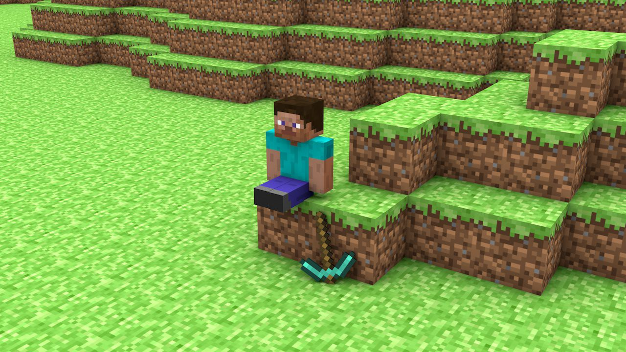 Microsoft regala tre pacchetti di skin per Minecraft