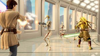 Microsoft rilascia una demo di Kinect Star Wars su Xbox Live