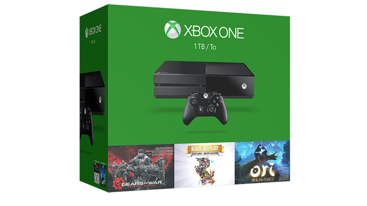 Microsoft sconta di 50 dollari tutti i bundle Xbox One in Nord America