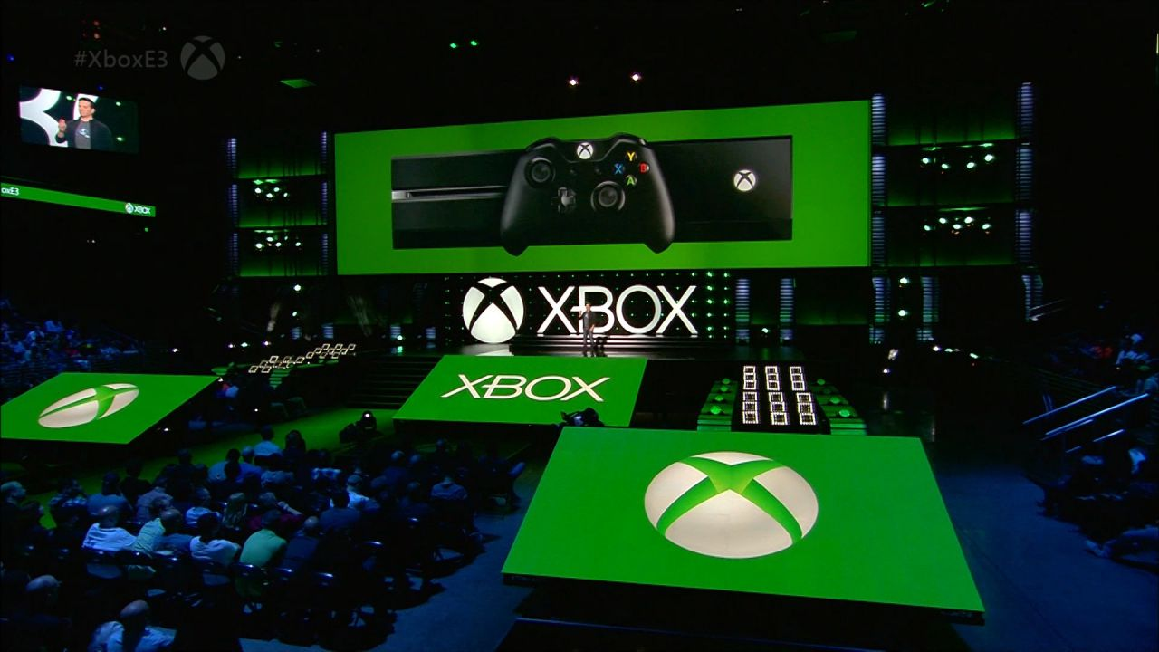 Microsoft sta preparando l'E3 di Xbox One da dicembre