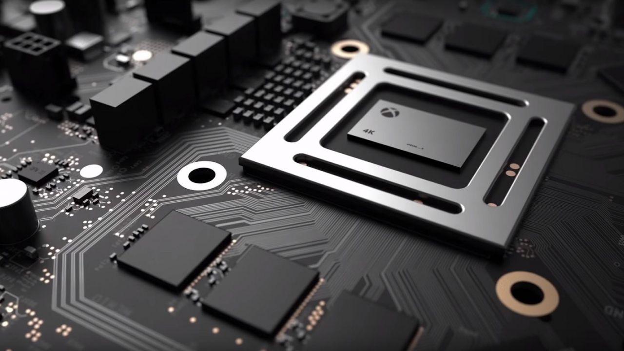 Microsoft: Scorpio avrà il 4K, PS4 Pro no