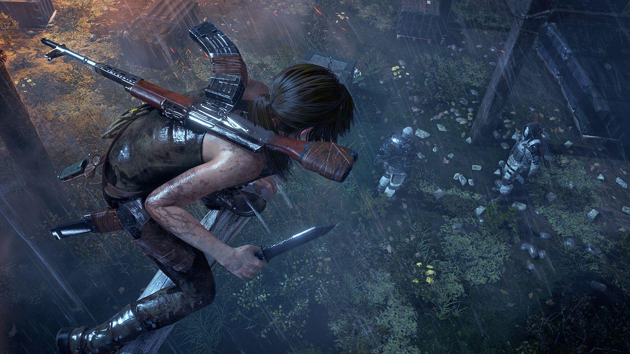 Microsoft ha supportato Tomb Raider fin dal reboot