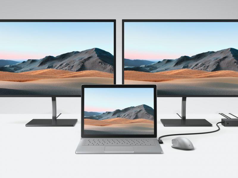 Microsoft Surface Book 3 è ufficiale: due modelli e tante configurazioni, ecco i prezzi