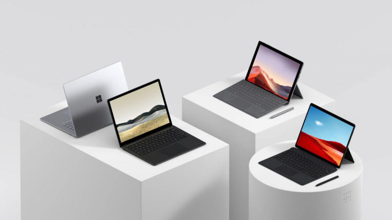Microsoft Surface Pro 8 e Surface Laptop 4 trapelano nelle prime foto: lancio anticipato?
