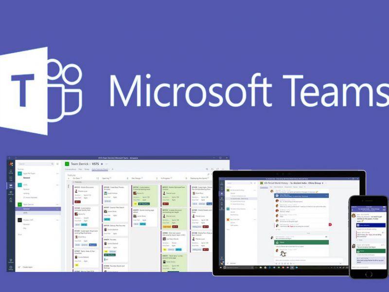 Microsoft Teams fa registrare il boom di iscritti nel primo trimestre 2020