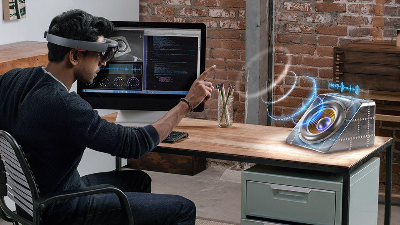 Microsoft vuole essere cauta con HoloLens
