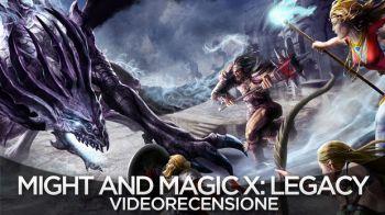 Might and Magic X: Legacy: la VideoRecensione