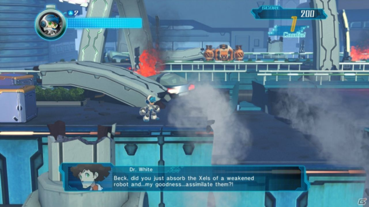 Mighty No. 9: pubblicati nuovi video per il protagonista Beck