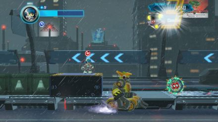 Mighty No. 9 si mostra in nuove immagini