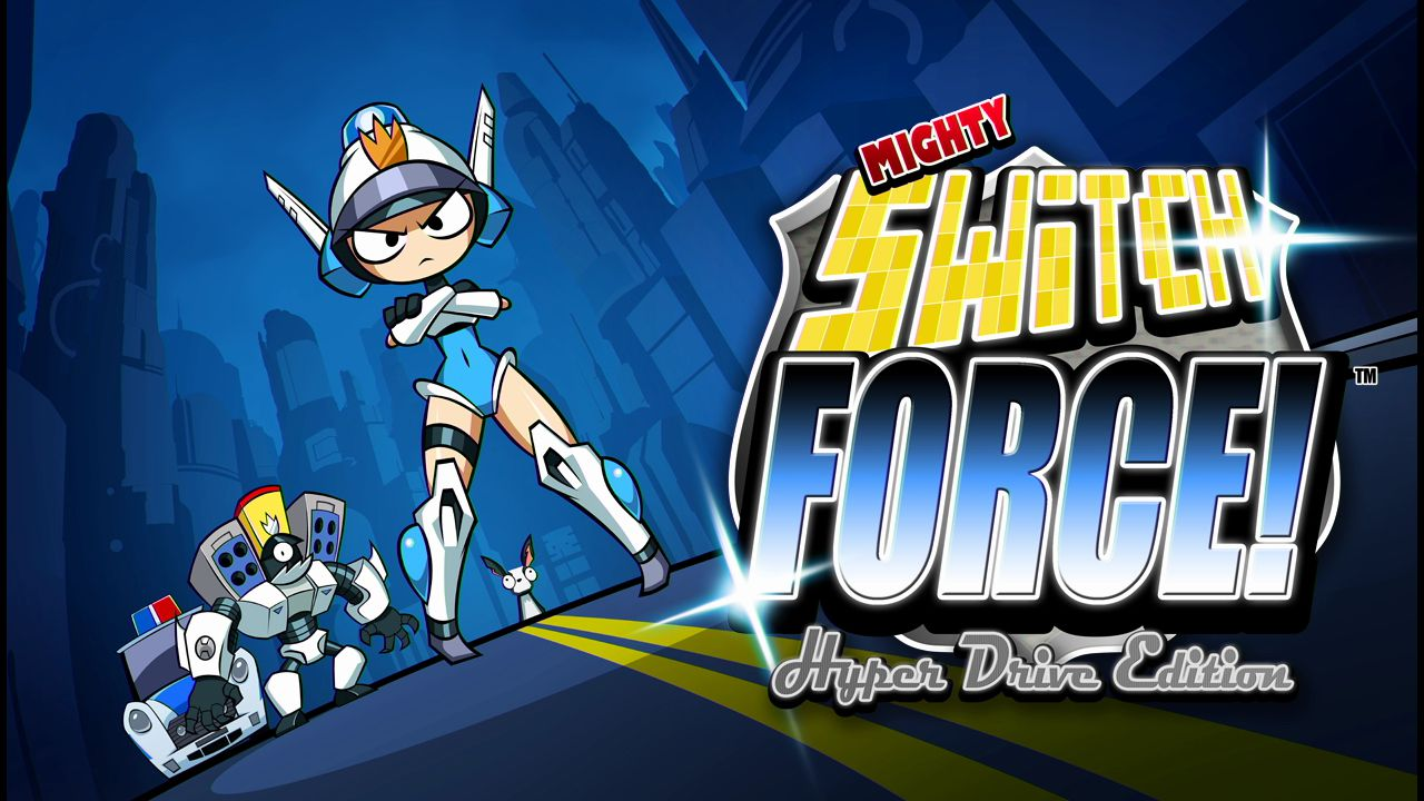 Mighty Switch Force debutterà a giugno su Steam
