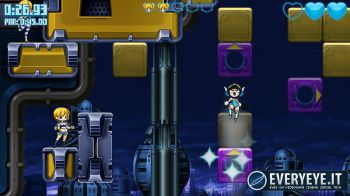 Mighty Switch Force! Hyper Drive Edition: primo trailer ufficiale