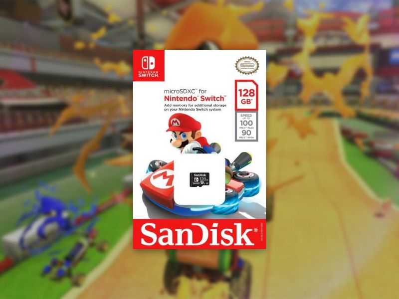 Best microSD for Nintendo Switch: buying guide February 2021