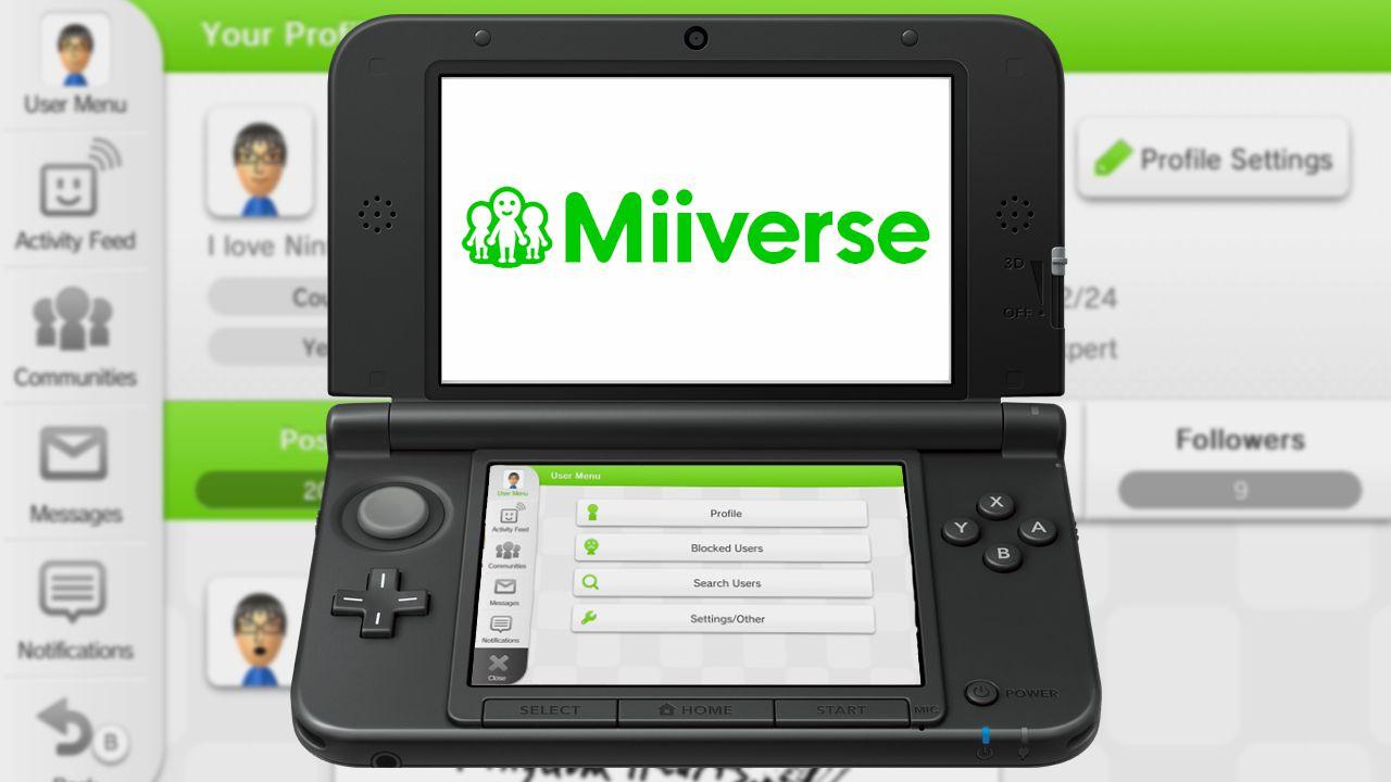Miiverse: online la rinnovata versione della piattaforma con un design più curato e nuove funzionalità