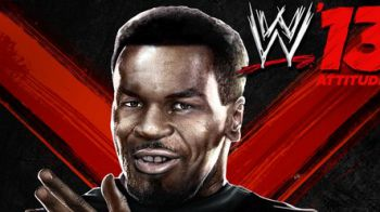 Mike Tyson commenta WWE 13