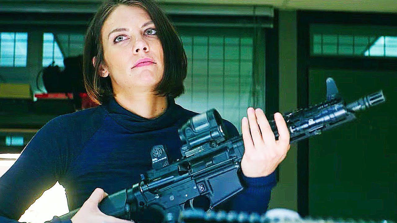 Mile 22: Lauren Cohan parla del suo personaggio nel nuovo franchise action di Peter Berg
