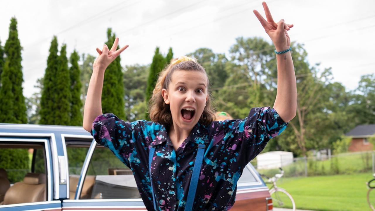 Millie Bobby Brown confessa:'Non ho mai visto Star Wars, Harry Potter e l'MCU'