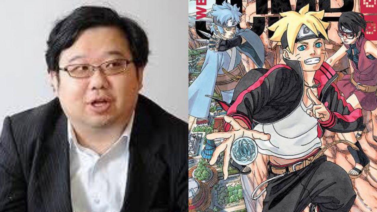 Minacce di morte per Ukyo Kodachi, scrittore del manga di Boruto: Naruto Next Generations