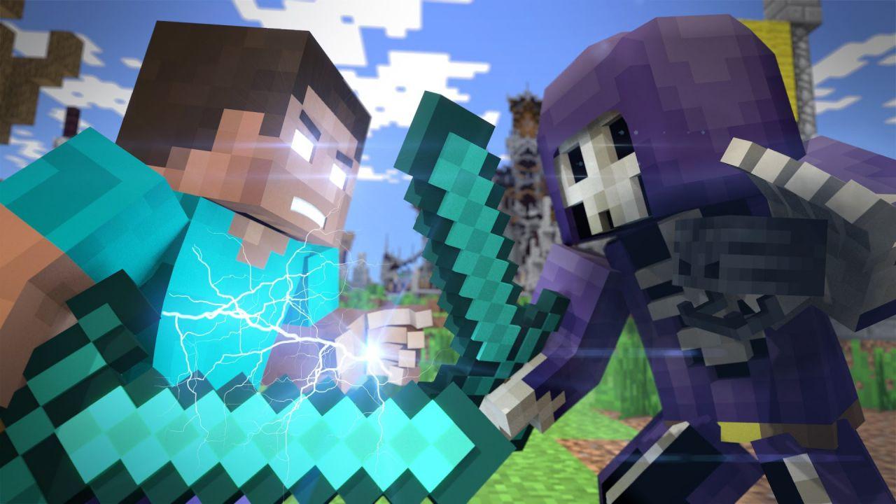 Minecraft arriverà al cinema nel 2019