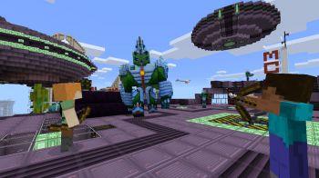 Minecraft: il Boss Update arriva a Ottobre su Window 10, Pocket e Gear VR
