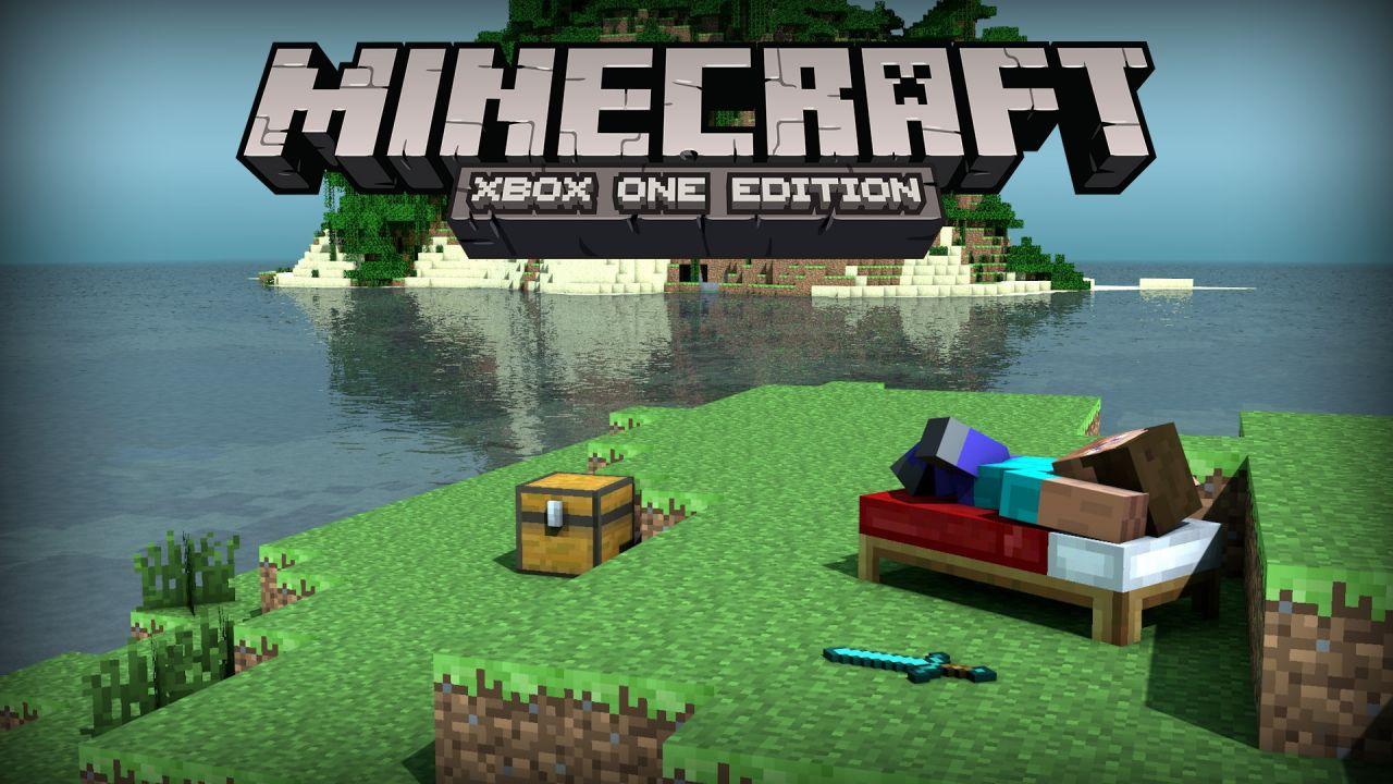 Minecraft celebra il quarto compleanno dell'edizione Xbox