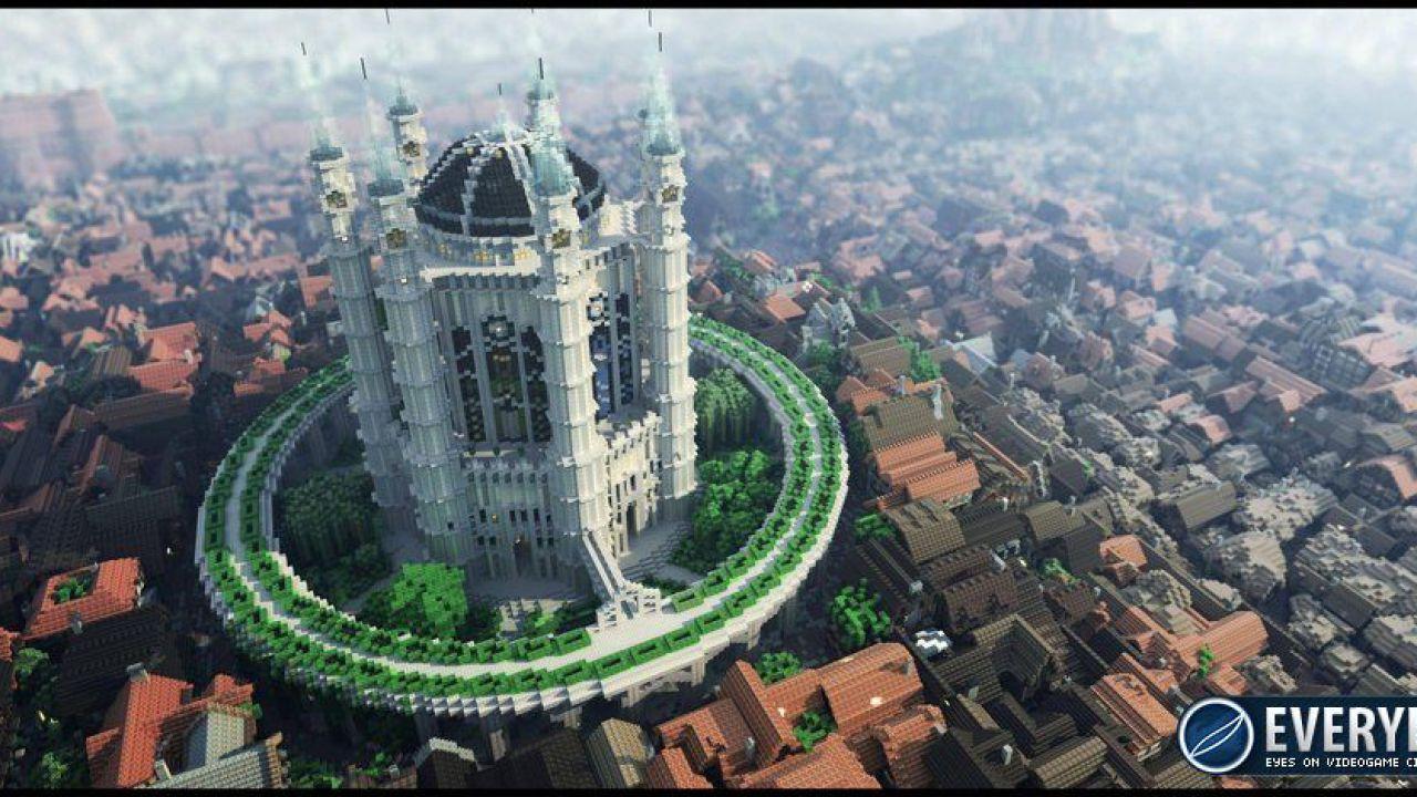 Minecraft: dettagli sulle versioni PlayStation 4 e PlayStation Vita