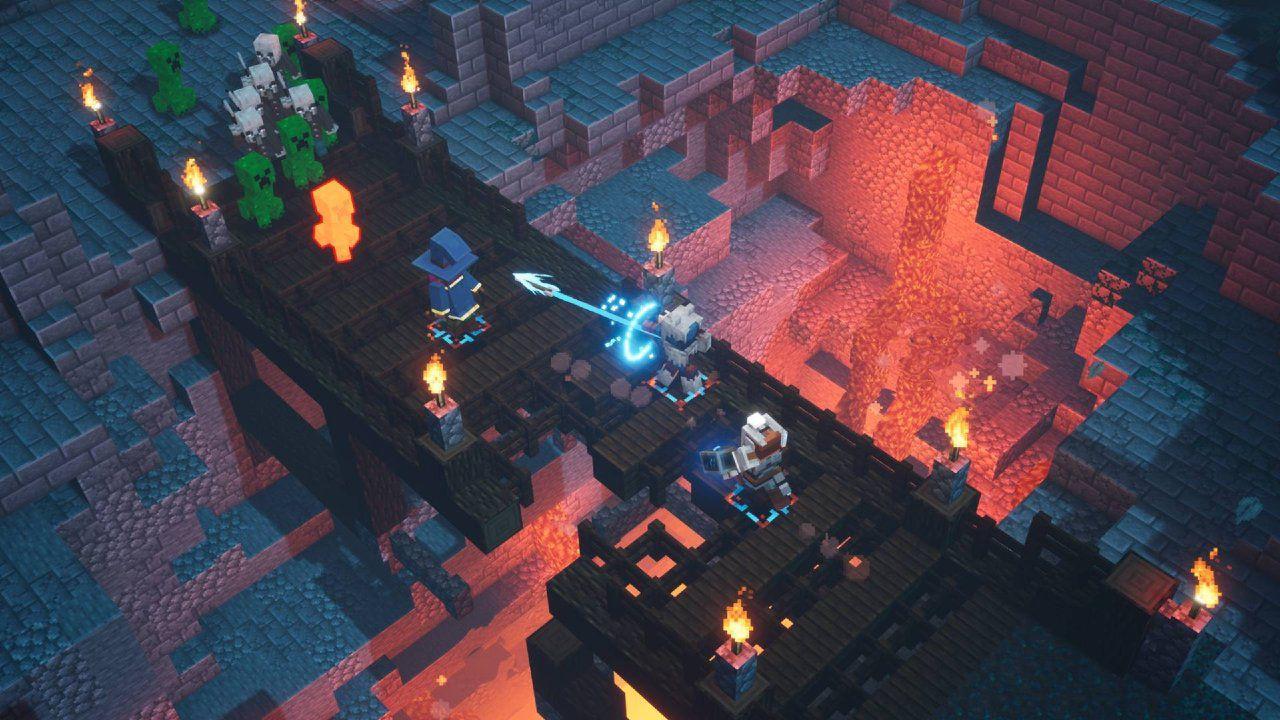 Minecraft Dungeons: come trovare e ottenere le Armi Uniche