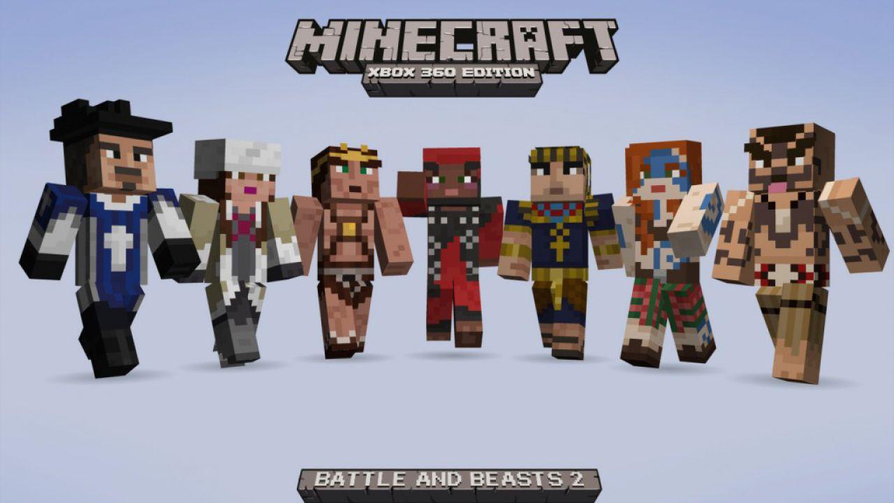 Minecraft ha generato introiti per 326 milioni di dollari nel 2013