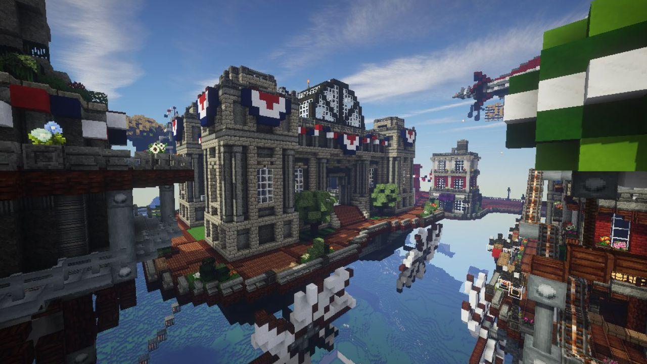 Minecraft: immagine della versione PlayStation Vita