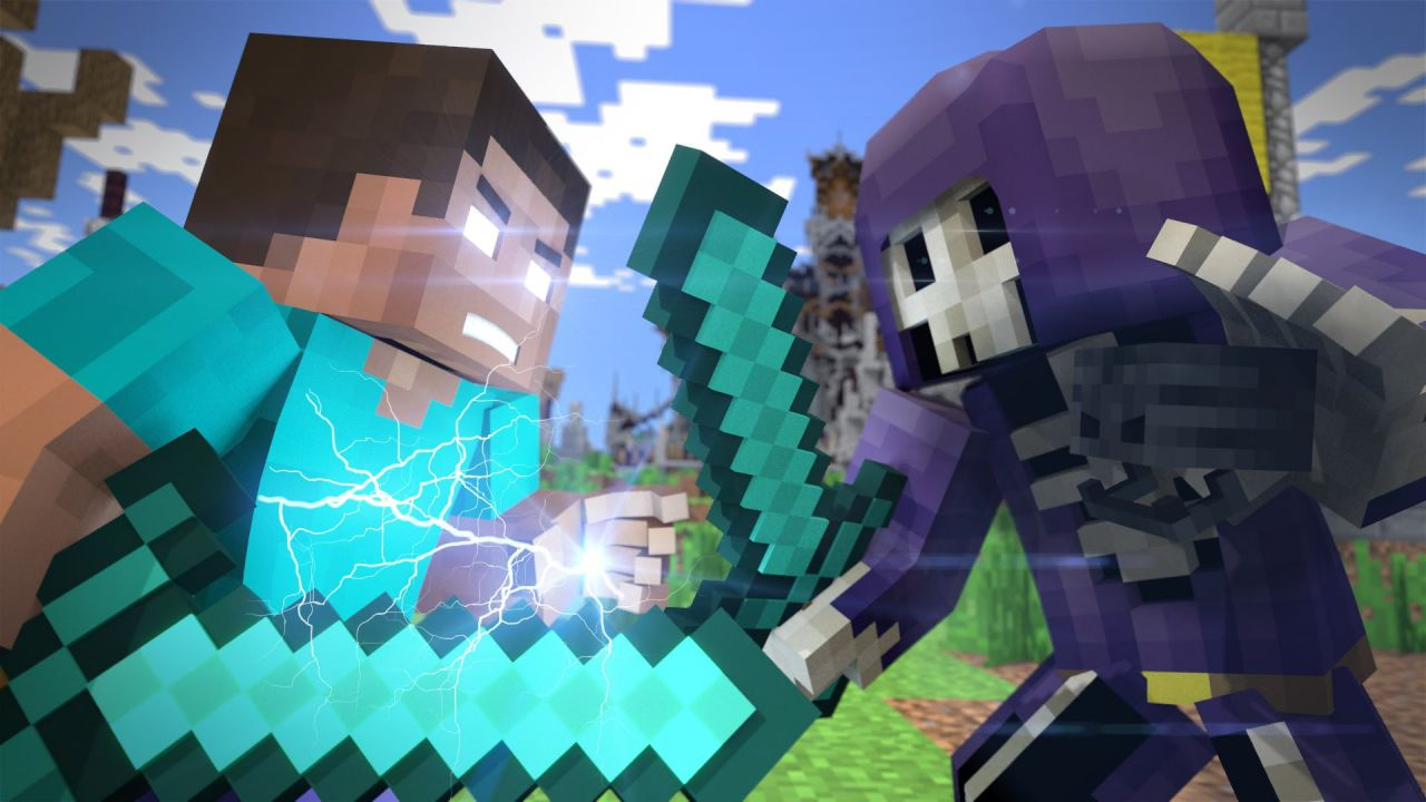 Minecraft: In arrivo la modalità competitiva Battle