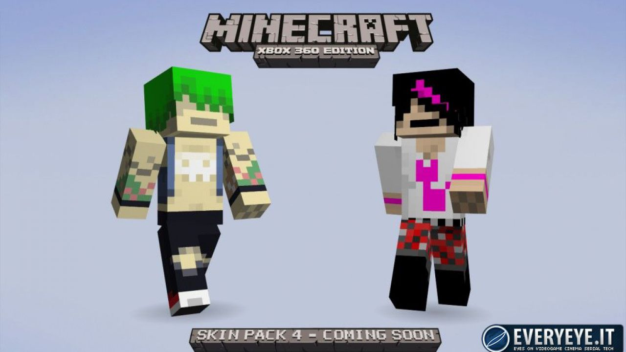 Minecraft per PlayStation 3: ecco le skin di Uncharted, Killzone e Sly