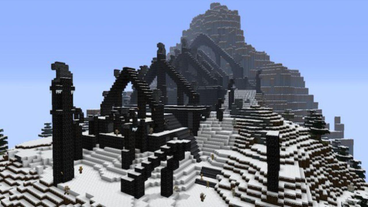 Minecraft: le skin di Dragon Age e Super Time Force invadono la versione 360