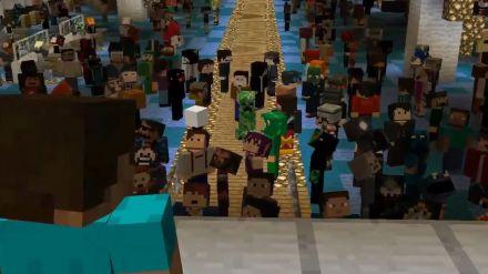 Minecraft stabilisce un nuovo record grazie al MineCon 2015