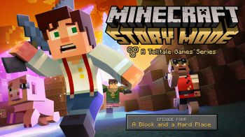 Minecraft Story Mode Episodio 4 - A Block and a Hard Place - Video Recensione