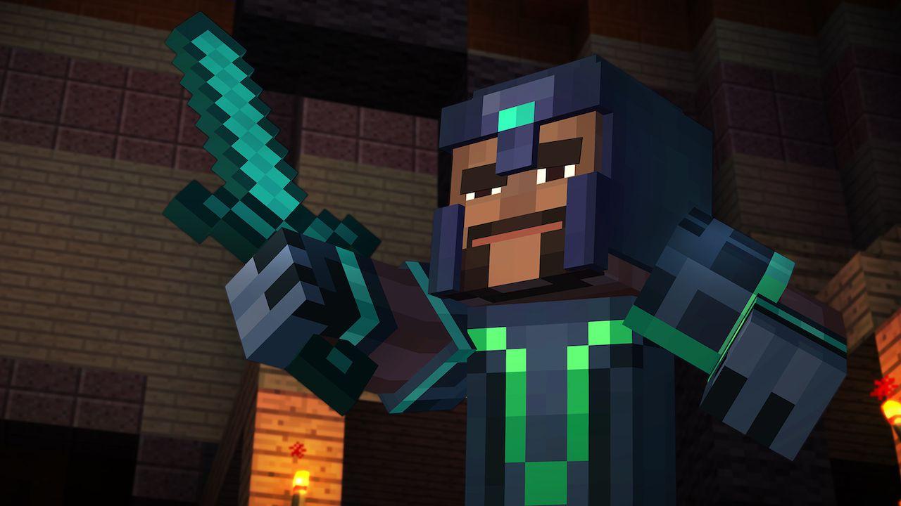Minecraft Story Mode Episodio 4 debutterà a dicembre