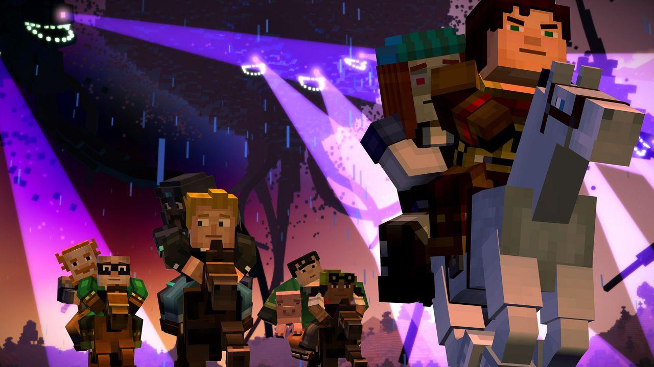 Minecraft Story Mode Episodio 8 esce la prossima settimana