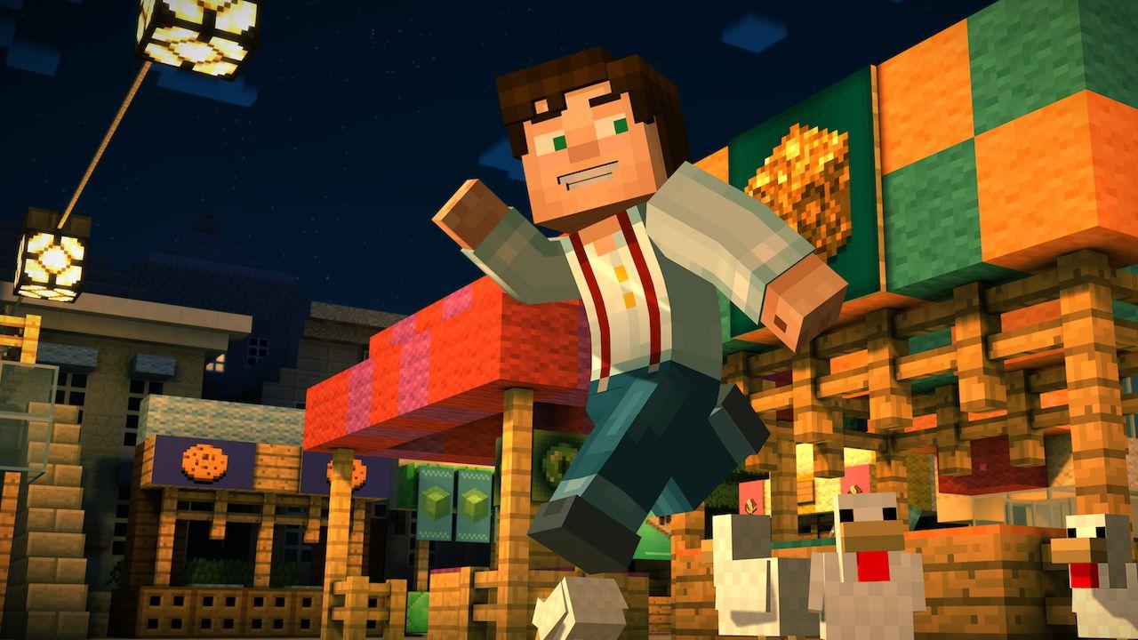 Minecraft: Story Mode si espanderà con tre episodi aggiuntivi nel 2016