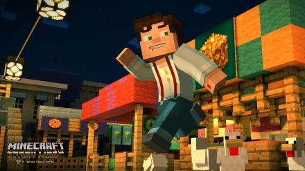 Minecraft Story Mode uscirà a novembre in formato retail?