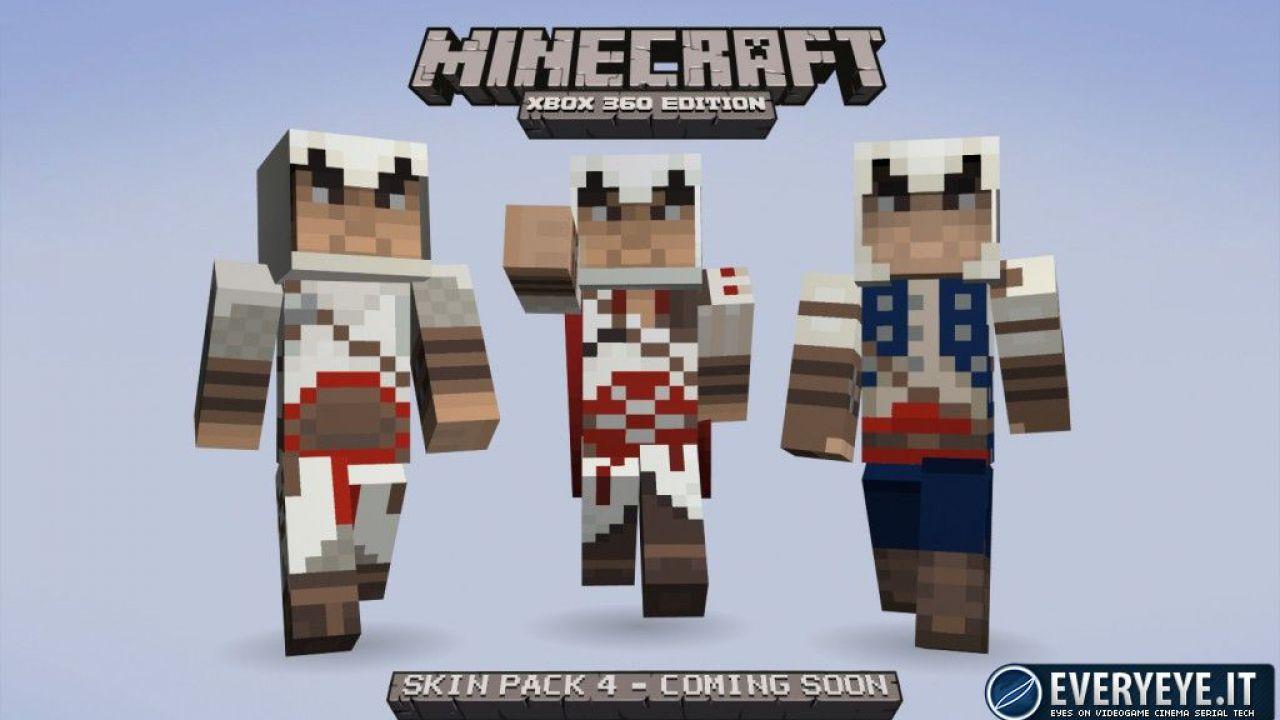 Minecraft: successo incredibile per la versione Xbox 360