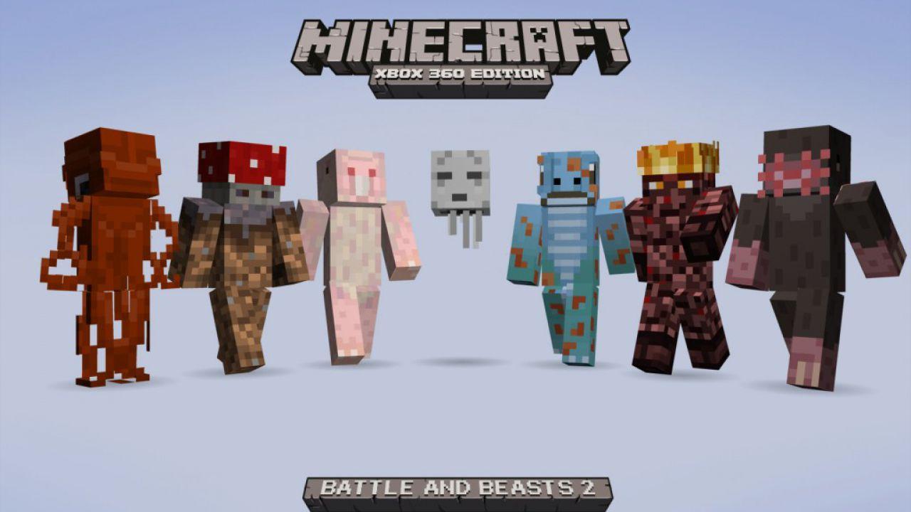 Minecraft: Title Update 14 in arrivo su PS3 ed Xbox 360