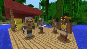 Minecraft: video gameplay della versione PlayStation Vita