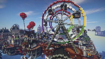 Minecraft: un video per il DLC dedicato ad Halo