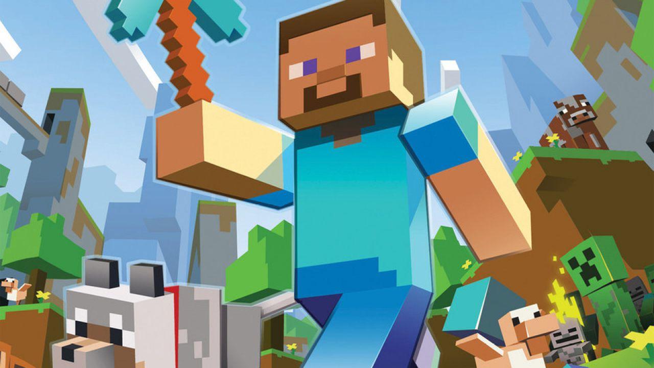 Minecraft Wii U Edition si aggiorna con la patch 2.0