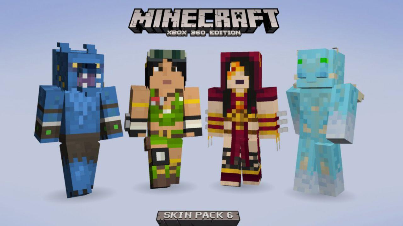 Minecraft Xbox 360: salvataggi compatibili con la versione Xbox One