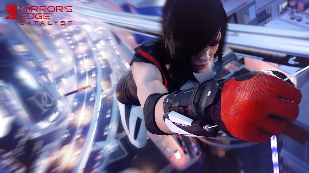 Mirror's Edge Catalyst avrà un sistema di progressione per le abilità di Faith