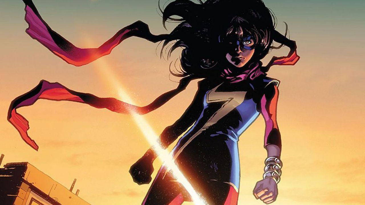 Miss Marvel potrebbe apparire anche nei film del Marvel Cinematic Universe