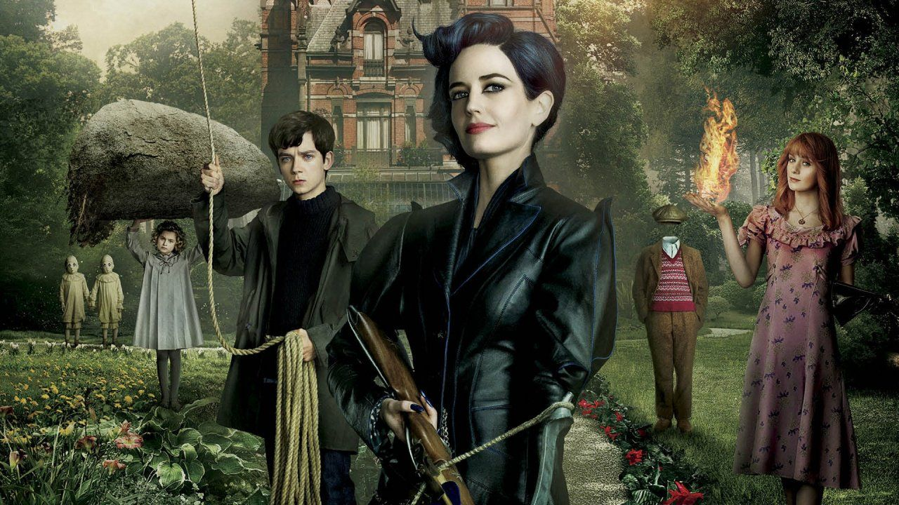 Miss Peregrine - La Casa dei Ragazzi Speciali: un nuovo, suggestivo spot esteso